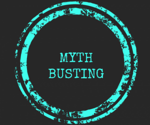 Feature image - myth busting icon