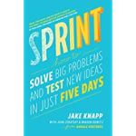 Book cover of Sprint by Jake Knapp